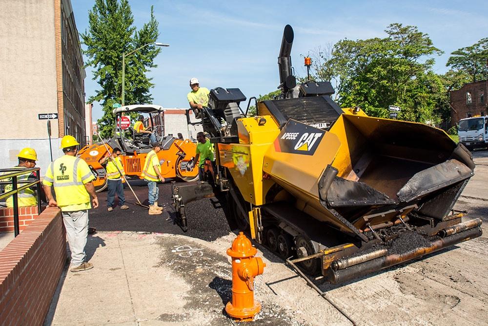 Concrete Ready-Mix, Road Construction, Site Development | Baltimore MD
