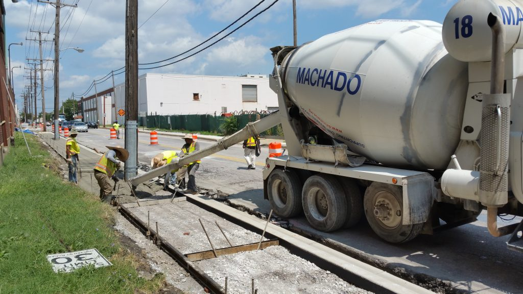 Municipal Concrete Supply Baltimore Harford County