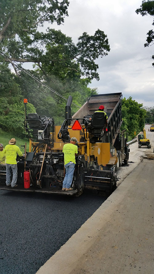 Asphalt Surface Repair 24