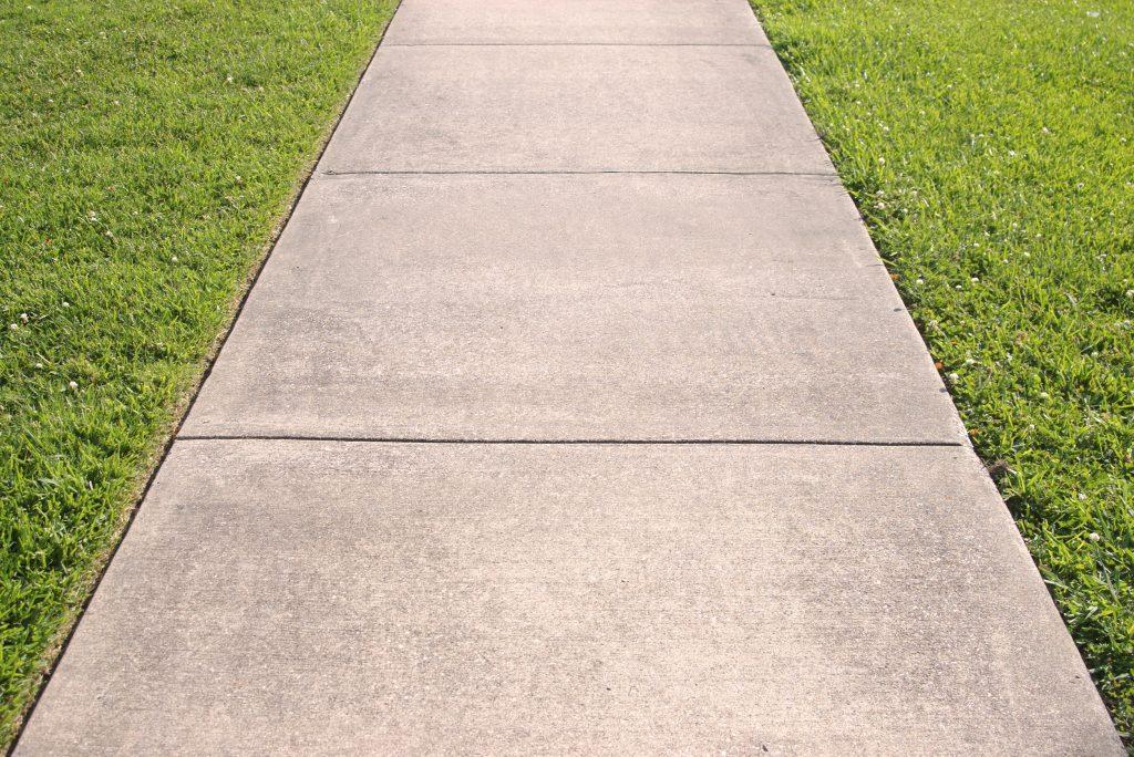 Concrete Sidewalk